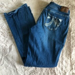 Maurice's Curvy Stretch Jeans